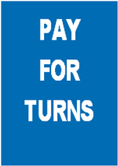 Pay for Turns